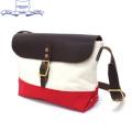 �����谷Ź HERITAGE LEATHER CO.(�إ�ơ����쥶��) NO.8036 Mini Shoulder Bag(�ߥ˥��������Хå�) Natural/Red HL049
