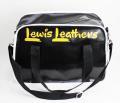 �����谷Ź Lewis Leathers(�륤���쥶��)��LL Mechanic Bag(�ᥫ�˥å��Хå�) Back �֥�å�