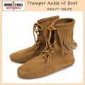 �����谷Ź MINNETONKA(�ߥͥȥ�)Tramper Ankle Hi Boot(�ȥ��ѡ� ����ϥ��֡���)#427T TAUPE ��ǥ����� MT026