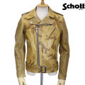 �����谷Ź SCHOTT(����å�) 611UST ONE STAR RIDERS JACKET TALL CAMOUFLAGE(��󥹥����饤���������㥱�åȥȡ��륫��ե顼����) TAN