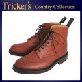 �����谷Ź Tricker's �ȥ�å����� 2508M COUNTRY BROGUE(����ȥ꡼�֥?��) ���ޥ�ɥ����� ���åɥ��ɥ��ƥ��ƥ塼�� TK019