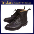 �����谷Ź Tricker's �ȥ�å����� 2508M COUNTRY BROGUE(����ȥ꡼�֥?��) �����ʥ��ȥ����� �����ץ�å��С��˥å��� TK023
