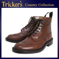 �����谷Ź Tricker's �ȥ�å����� 2508M COUNTRY BROGUE(����ȥ꡼�֥?��) �����ʥ��ȥ����� �ӡ����ʥåȥ���ƥ����� TK026