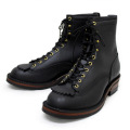 正規 Wescoウエスコ Jobmasterジョブマスター Black,Lace to Toe,8height,#430 Sole,Boss Toe JM54