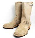Wesco�������������� 10inch Height Narrow Engineer Boots �ʥ?���󥸥˥��֡��� Burlap Rough Out