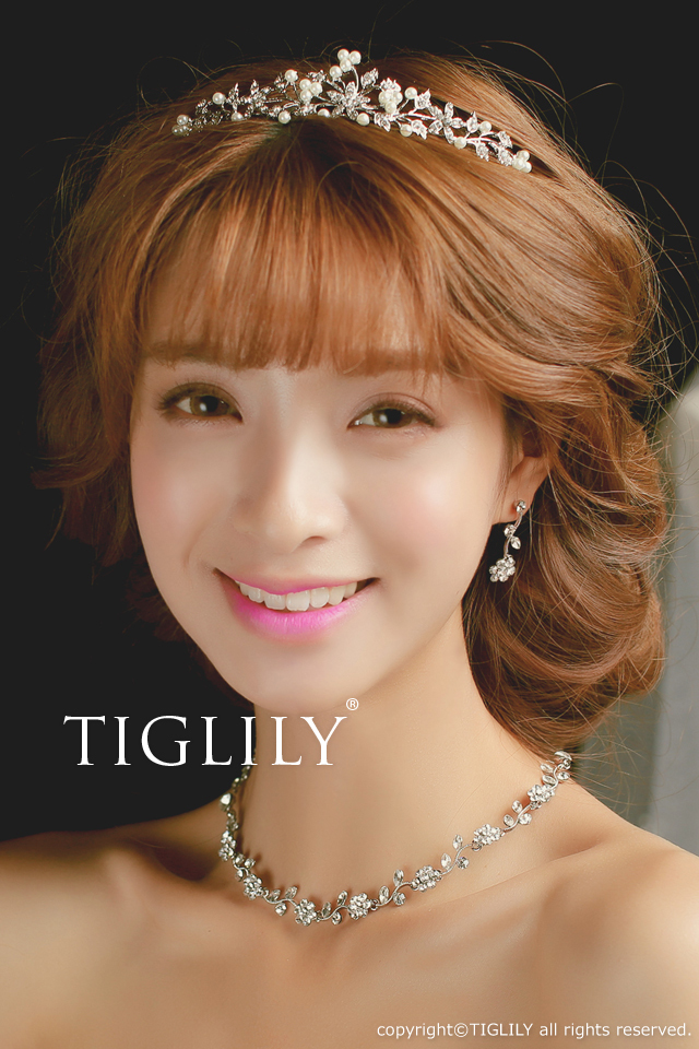 TIGLILY ネックレス n008