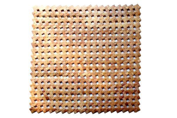 白樺細工          テーブルマット 50cm