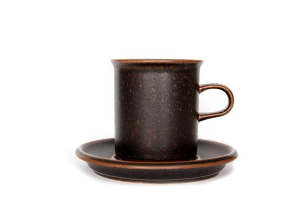 ARABIA ルスカ            コーヒーカップ&ソーサー160ml / C2