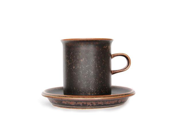 ARABIA ルスカ            コーヒーカップ&ソーサー160ml / C4