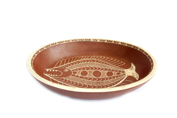 ARABIA アラビア         TARINA お魚/ 飾りプレート