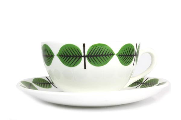 Bersa(ベショオ/ベルサ)       コーヒーカップ&ソーサーC1