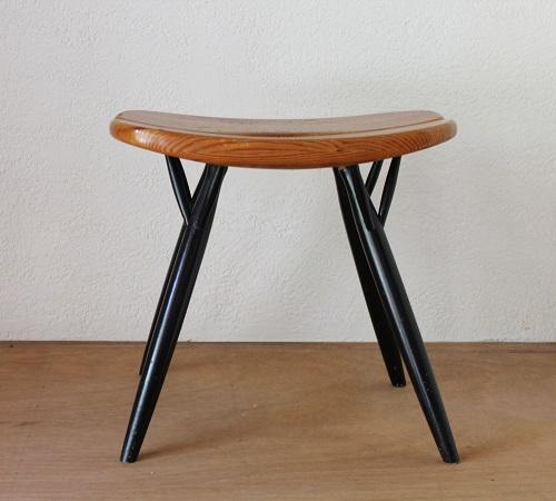 Ilmari Tapiovaara          Pirkka stool(ピルッカスツール)E/1960年代