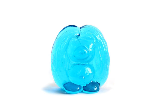 Bergdala glasbruk            Troll トロール/ ブルーSサイズ