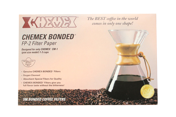 CHEMEX ケメックス         コーヒーフィルター3カップ用