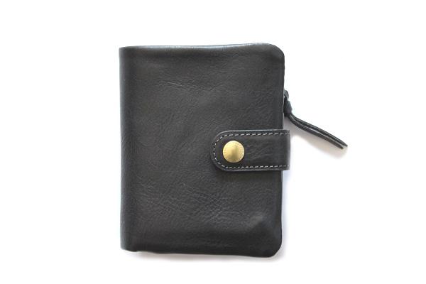 CINQ サンク              2つ折り財布(ブラック)