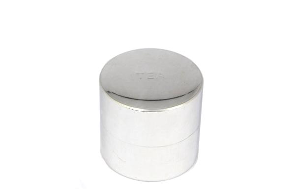 ブリキの紅茶 缶(H9cm)
