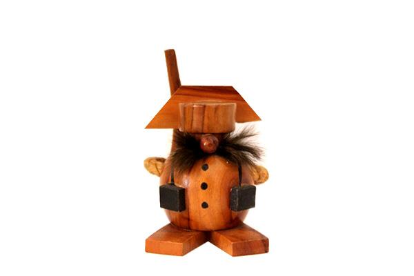 木製 オブジェ ハンター(スウェーデン)