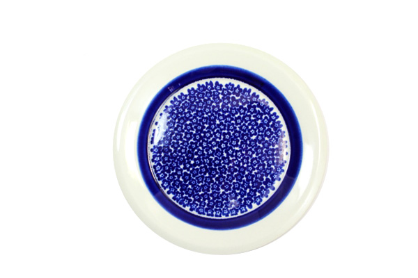 ARABIA Faenza            プレート17cm(ブルー)P1