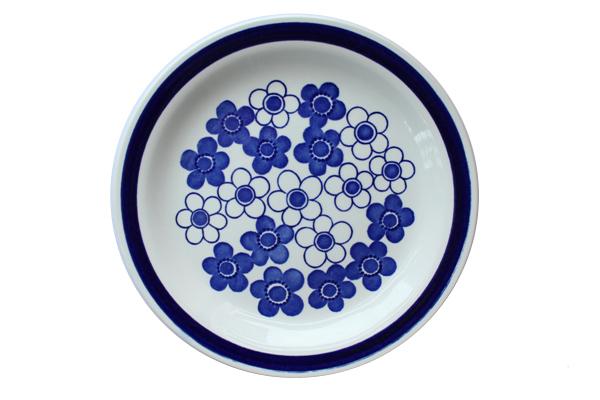 Rorstrand         アネモン24cmプレート BLUE