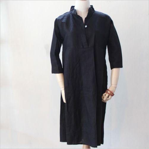 トリア ドレス             ブラック
