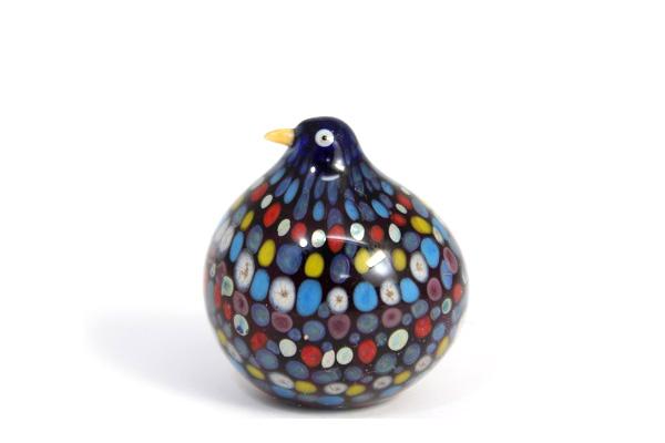 ガラスの鳥 ダークブラウン系/ No.63