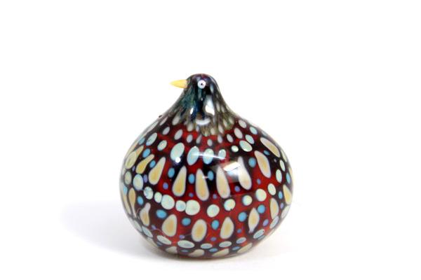 ガラスの鳥 ダークブラウン系/ No.64