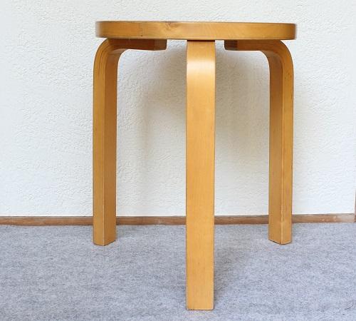 artek 60 stool           60スツール 1960's (1)