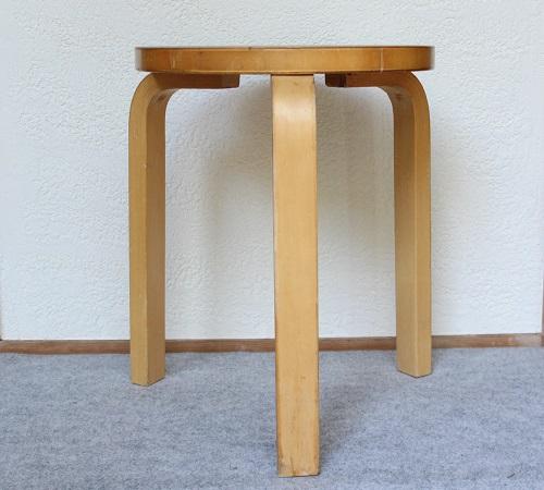 artek 60 stool           60スツール 1960's (2)