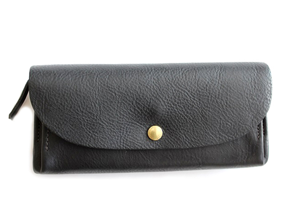 CINQ サンク              長財布(ブラック)