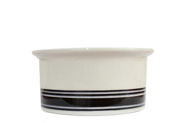 ARABIA Faenza            シュガーカップ(ブラック)