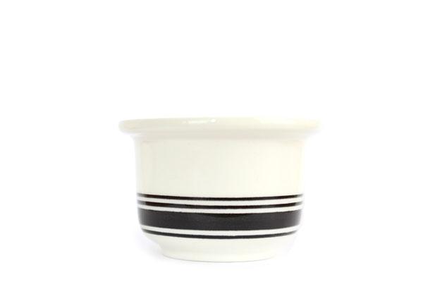 ARABIA Faenza            エッグカップ (ブラック)