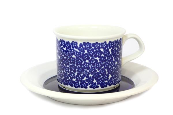 ARABIA Faenza            コーヒー C&S (ブルー)F2