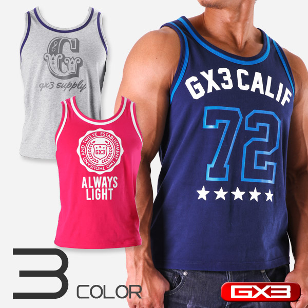 LIMITED EDITION GX3 WEAR TANKTOP タンクトップ