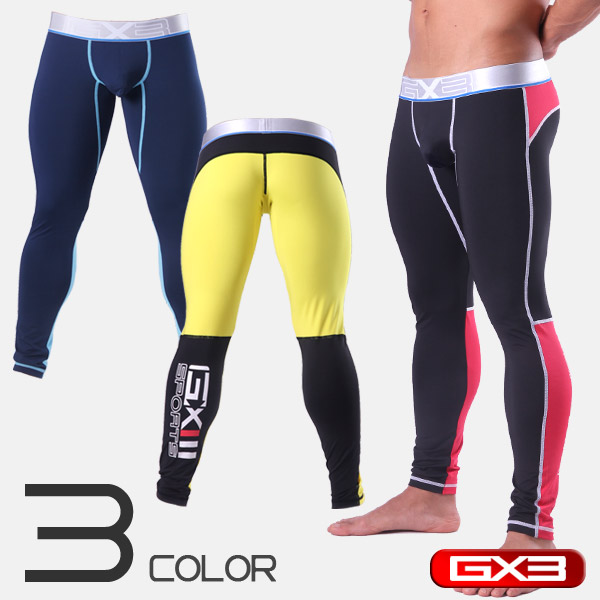 LIMITED EDITION GX3 SPORTS DRY & FIT 2 ATHLETIC SPATS スパッツ
