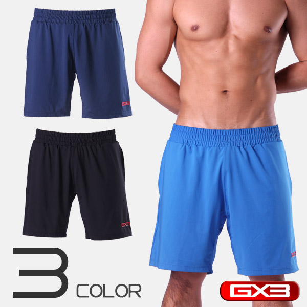 LIMITED EDITION GX3 SPORTS DRY & FIT 2 GYM SHORTPANTS ショートパンツ
