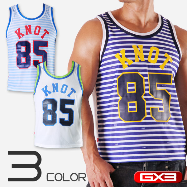 LIMITED EDITION GX3 WEAR DX MARINE TANKTOP タンクトップ