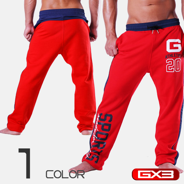 GX3 WEAR DX SUMMER LONG SWEAT PANTS ロングスウェットパンツ