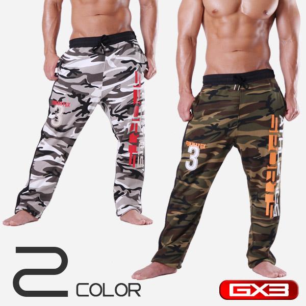 GX3 WEAR DX ARMY LONG SWEAT PANTS ロングスウェットパンツ
