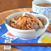 和食器・砥部焼 白いギザギザ鉢(5寸)