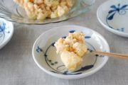 和食器・砥部焼 染付とんぼの小皿(4寸)