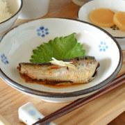 和食器・砥部焼 小梅文の古砥部深皿(5寸)
