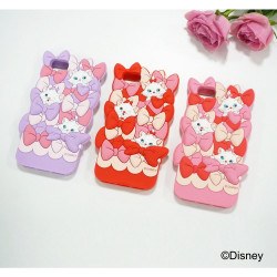 tocco closet【ディズニーコレクション】 iPhoneケース (〜Hiding in ribbon〜The Aristocats ver)