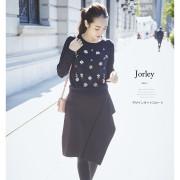デザインタイトスカート 【jorley ジョーリー】 2016 tocco closet Collection