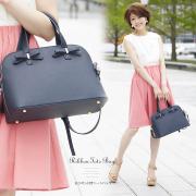 ����ܥ��դ��ȡ��ȥХå� �ڤ���ܥ��դ��ȡ��ȥХå��� tocco closet��Ribbon Bag Collection