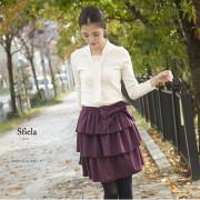 2WAYフリルスカート 【sfiela スフィーラ】 2016 tocco closet Collection