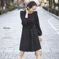 ひらりとフリルウエストマークワンピース 【kiteia キティア】 2017 tocco closet Collection