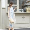 透け感美人なラメ糸入り繊細レースジレ 【ofeliy オフェリー】 2017 tocco closet(トッコクローゼット) Collection