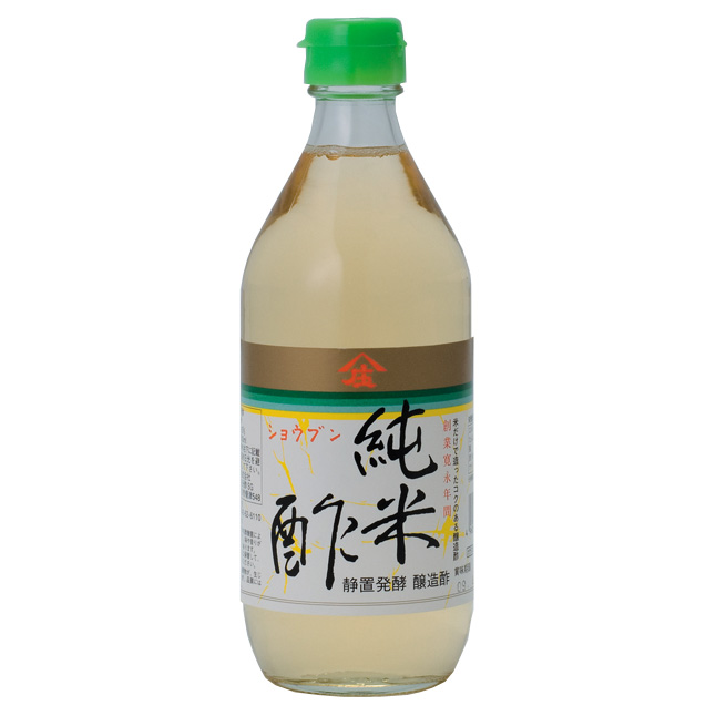 庄分酢 純米酢