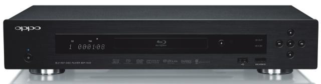 OPPO Blu-Rayプレーヤー BDP-103DJP