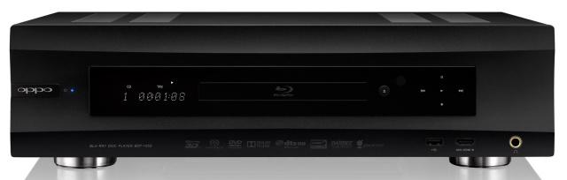 OPPO Blu-Rayプレーヤー BDP-105DJP